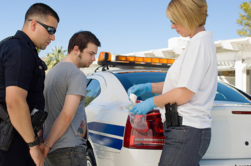 Drug Arrest - Drug Possession Lawyer