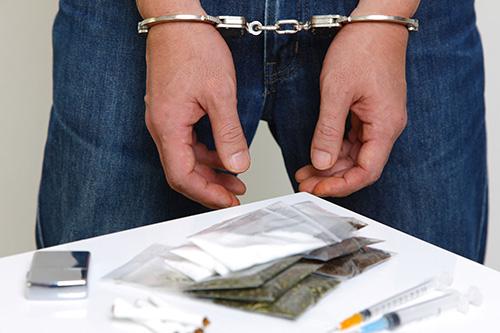 Drug Possession Arrest